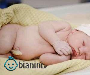 ناف نوزاد