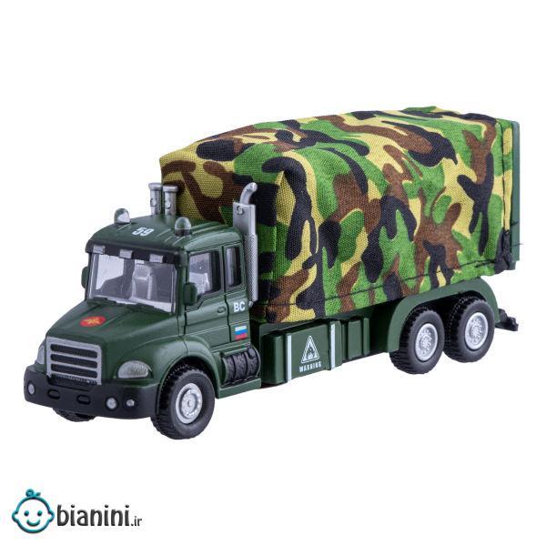ماشین بازی طرح کامیون مدل نفر بر کد 22