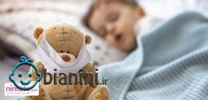 مراقبت از نوزادی که تست کرونایش مثبت است