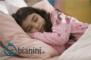 چگونه تنها خوابیدن را به کودک آموزش دهیم