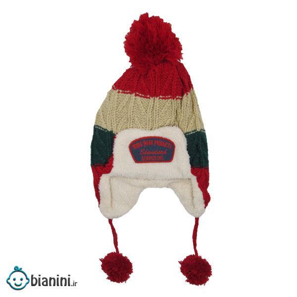 کلاه بافتنی پسرانه کد 149B