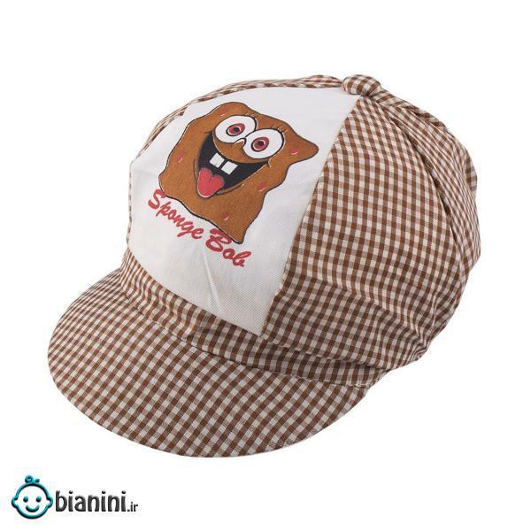 کلاه بچگانه واته مدل باب اسفنجی