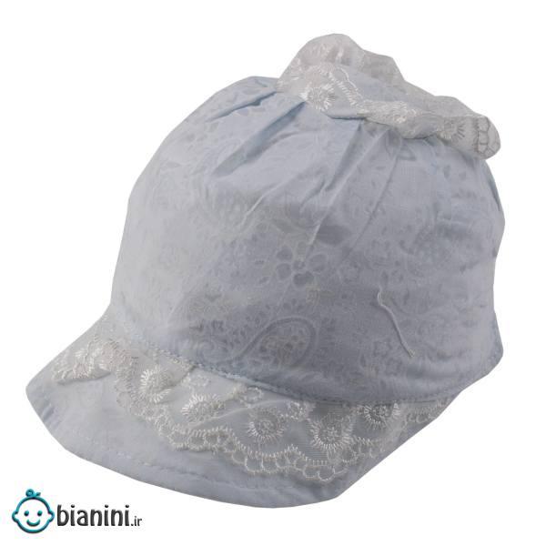 کلاه بچگانه واته مدل توری