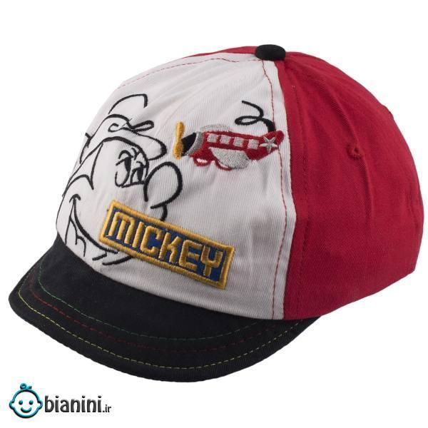 کلاه بچگانه واته مدل میکی موس