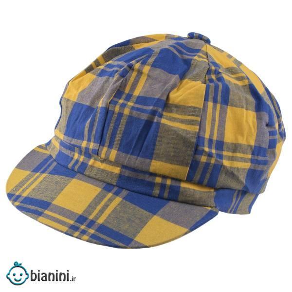 کلاه بچگانه واته مدل چهارخونه