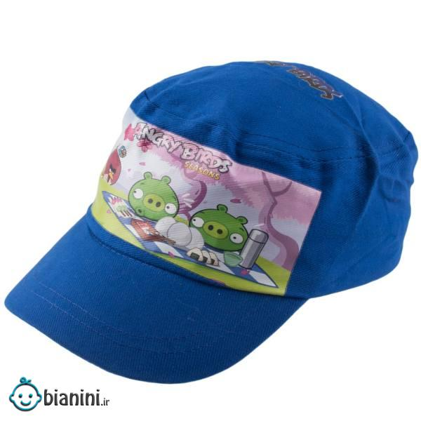 کلاه بچگانه واته مدل ANGRY BIRDS