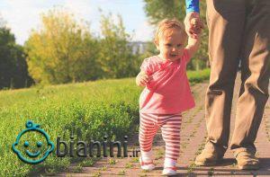 7 توصیه برای داشتن رفتار اصولی با کودک نوپا