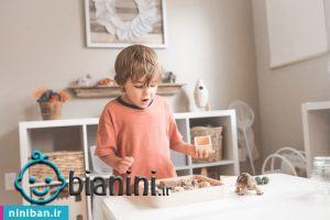ایده اتاق بازی کودکان