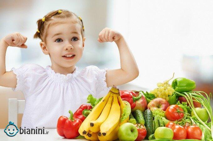 این ۵ خوراکی به رشد قد کودک شما کمک میکند