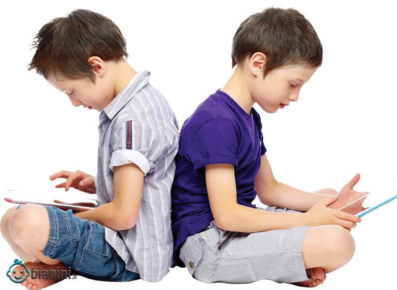 برای بچهها گوشی و تبلت بخریم یا نه؟