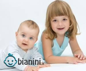 فاصله سنی بین فرزندان