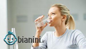 راه مقابله کم آبی بدن در زنان