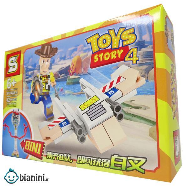 ساختنی اس وای مدل داستان اسباب بازی ها 4 جودی کد 1448-4