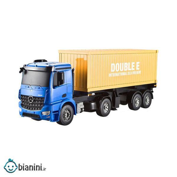 ماشین بازی کنترلی دبل ای مدل container کد 160
