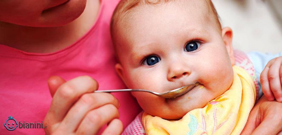 مشکلات تغذیه در کودکان