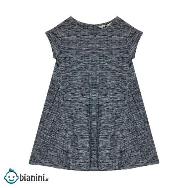 پیراهن دخترانه اچ اند ام مدل 0432657