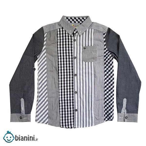 پیراهن پسرانه مدل fa528