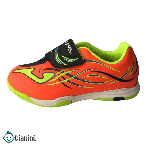 کفش فوتسال پسرانه جوما مدل TACTIL 603