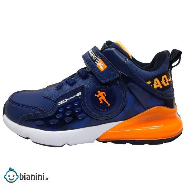 کفش مخصوص پیاده روی پسرانه کد 3216