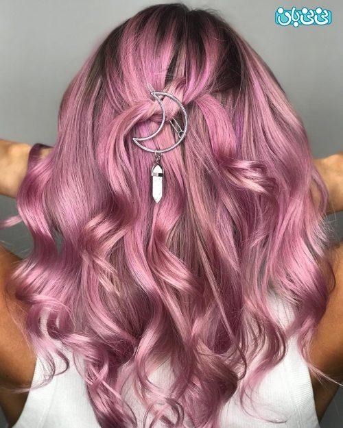 رنگ موی تابستانه، مد روزهای کرونا چیست؟