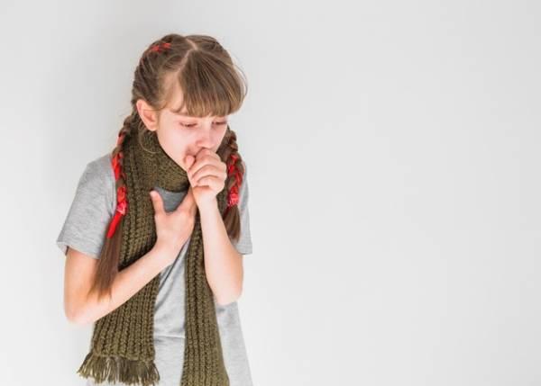 درمان سرفه کودک