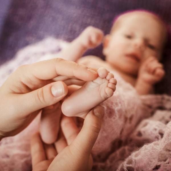 شیردهی به کودک