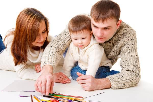 گذاشتن وقت کافی برای کودکان