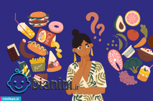 تغذیه دوران پریود، بهترین و بدترین غذاها