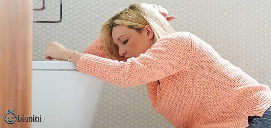 خانمها به این 5 دلیل دچار تهوع بارداری میشوند/ نکاتی درباره ویار صبحگاهی