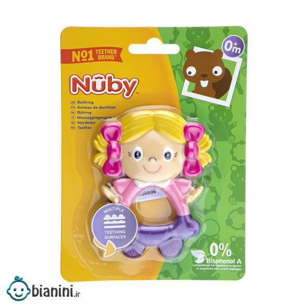 دندان گیر کودک نوبی مدل doll