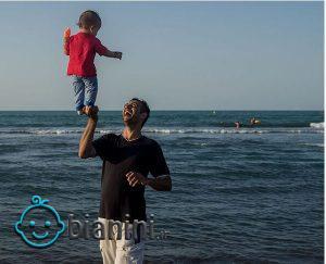 علت ها و راه های درمانی وابستگی شدید کودک به پدر