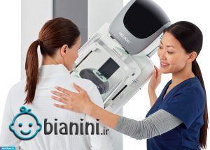 ماموگرافی در میرداماد