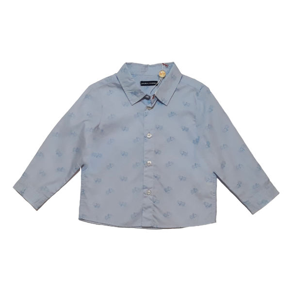 پیراهن نوزادی اوریجینال مارینز کد 1001