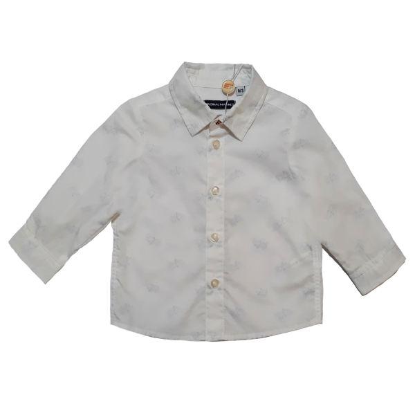 پیراهن نوزادی اوریجینال مارینز کد 1004