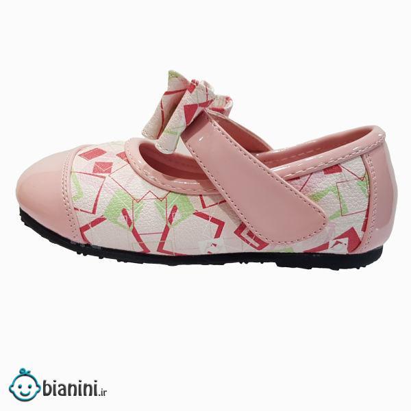 کفش دخترانه بر مدل 5139 کد 4455699