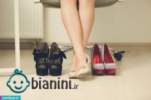 کفش طبی بارداری
