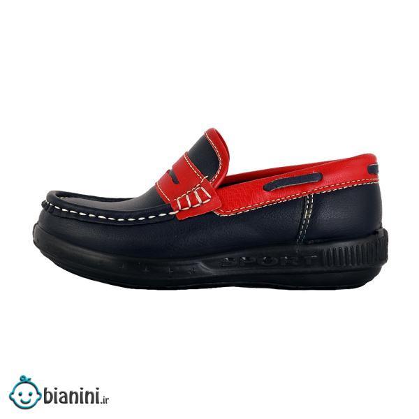 کفش کالج پسرانه شهپر مدل 06