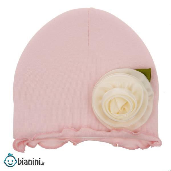 کلاه نوزادی Albimama مدل Flower 8048w