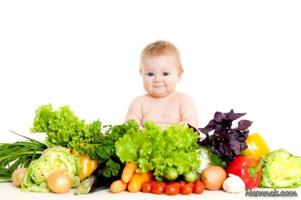 تغذیه برای رشد قد کودکان