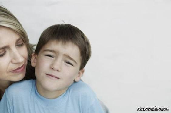 مشکل حرف زدن کودک