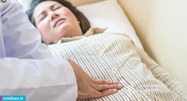 درد آپاندیس در زنان، چگونه شروع می شود؟