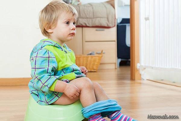 اسهال کودکان زیر دو سال