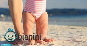 تشخیص پای پرانتزی در کودکان، علت و درمان