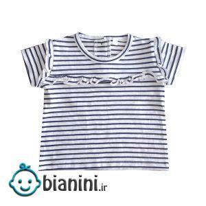 تی شرت آستین کوتاه نوزادی مدل fa436