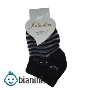 جوراب نوزادی کاتامینا مدل NNP001