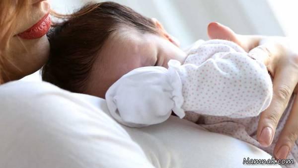 میزان خواب نوزاد یک هفته ای