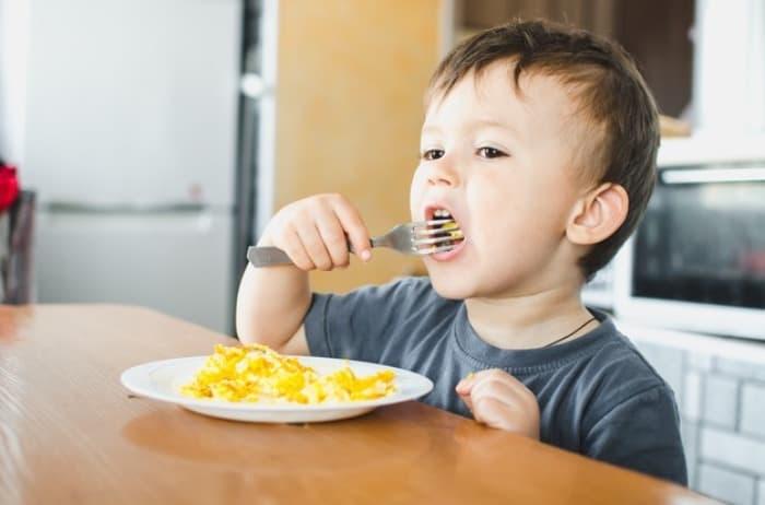 مواد غذایی کودک 9 ماهه