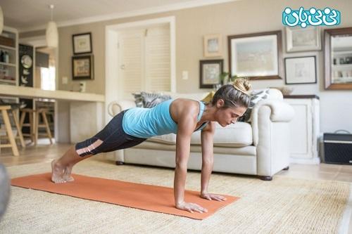 یوگا در خانه، آموزش یوگا مبتدی 10 حرکت ساده یوگا