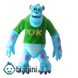 اکشن فیگور مدل Monsters Inc Sulley کد 01