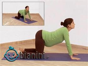 خانمهای بارداری که درد کشاله ران پا دارند، این 2 تمرین را انجام دهند